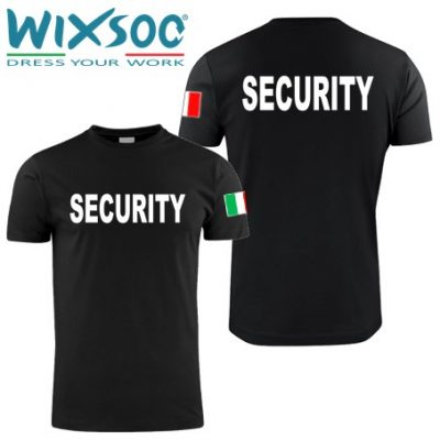 Wixsoo-t-shirt-security-bandiera-fronte-retro