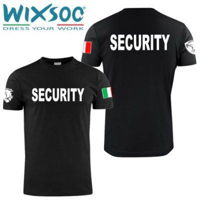 Wixsoo-t-shirt-security-pantera-bandiera-fronte-retro