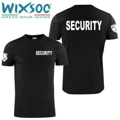 Wixsoo-t-shirt-security-pantera-fronte-cuore-retro