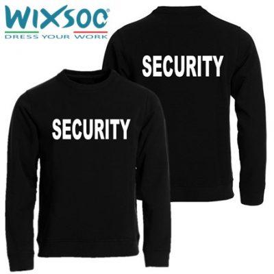 wixsoo-felpa-nera-girocollo-security-fr