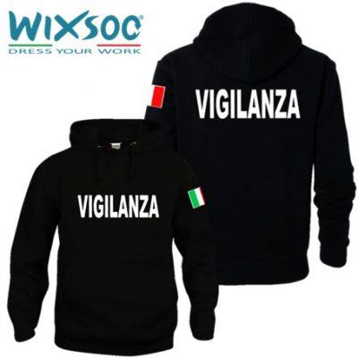 wixsoo-felpa-uomo-cappuccio-nera-italy-vigilanza-fr