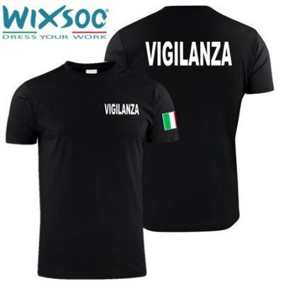 wixsoo-t-shirt-uomo-nera-bandiera-vigilanza-cfr