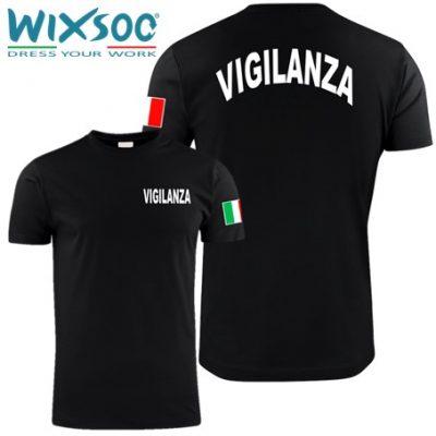 wixsoo-t-shirt-uomo-nera-bandiera-vigilanza-stampa-curva-cfr